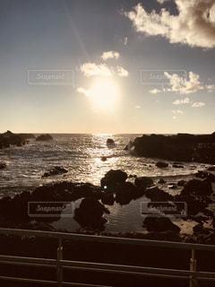 夕日の写真・画像素材[1010118]