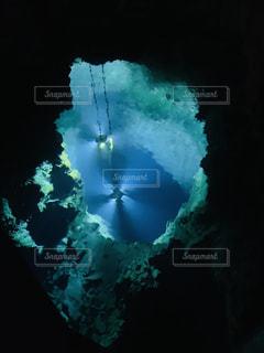 龍泉洞の写真・画像素材[2232139]
