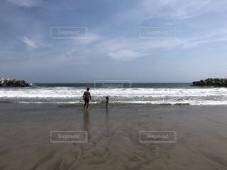 海遊びの写真・画像素材[1497140]