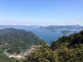 瀬戸内海の写真・画像素材[1010709]