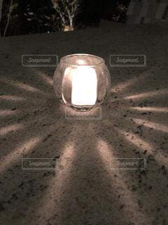 オイルランプの写真・画像素材[1010763]