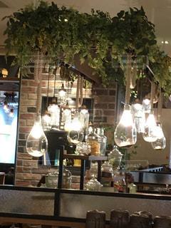 立川のカフェの写真・画像素材[1014561]