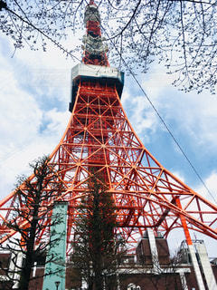 東京タワーの写真・画像素材[1063676]