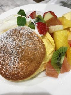パンケーキの写真・画像素材[1012203]