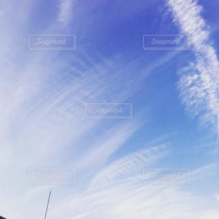 空には雲。の写真・画像素材[1015399]