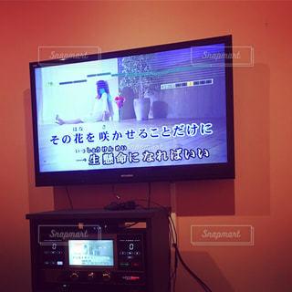 フラット スクリーン テレビ - No.1062549