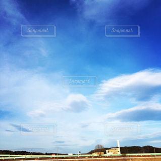 空の雲の写真・画像素材[1066989]