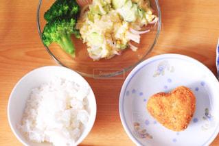 朝食の写真・画像素材[1011992]