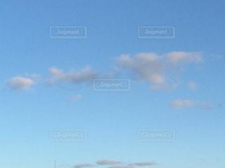 青い空の写真・画像素材[1012252]