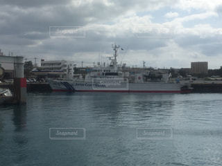海上保安庁の巡視艇の写真・画像素材[1012304]