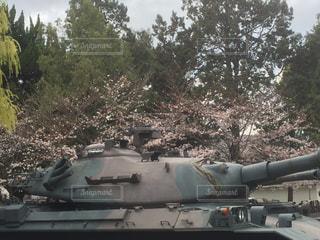 74式戦車の写真・画像素材[1012354]
