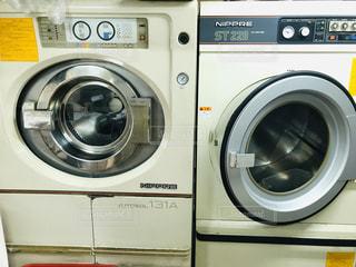 洗濯機の写真・画像素材[3016399]