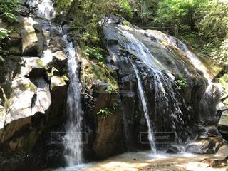 金引の滝の写真・画像素材[3232997]