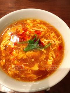 酸辣湯麺の写真・画像素材[1012694]