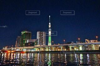 東京スカイツリーの写真・画像素材[1012796]