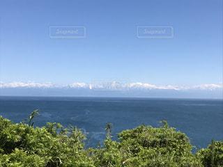 立山連峰の写真・画像素材[1014943]