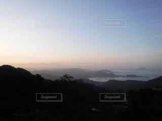 九份からの景色の写真・画像素材[1013999]