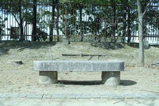 公園,ベンチ,シンプル,文字スペース,ホワイトスペース