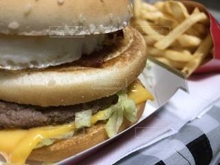 みんなが知ってるハンバーガーの写真・画像素材[1015738]