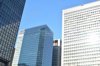 都市の高層ビルの写真・画像素材[1014323]