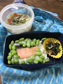 食品のプラスチック容器の写真・画像素材[1015250]