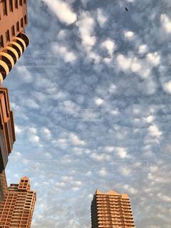 市の塔の写真・画像素材[1047965]