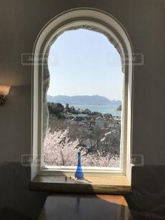 窓からの眺めの写真・画像素材[1126321]