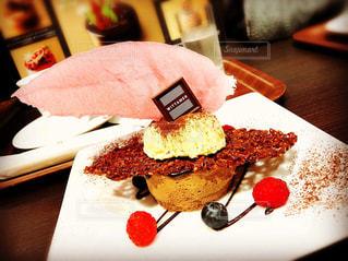 チョコレートケーキ - No.1015323