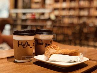 book café 至福の時の写真・画像素材[1016003]