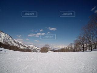 雪山 - No.1018195