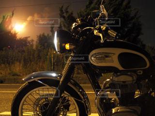 バイクの写真・画像素材[1016628]