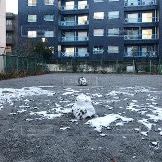 雪だるまの写真・画像素材[1016760]