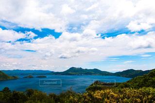 湖の写真・画像素材[1069092]