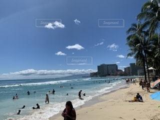 ハワイの定番写真の写真・画像素材[2612311]