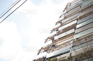 建物と空5の写真・画像素材[1026832]