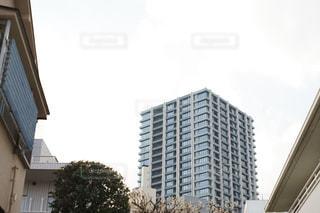 建物と空3の写真・画像素材[1026834]