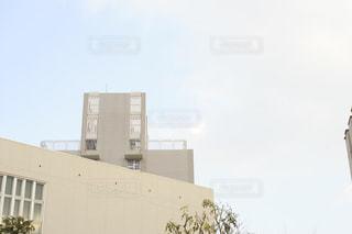 建物と空の写真・画像素材[1026836]
