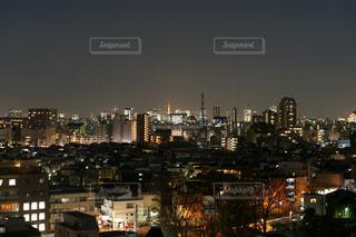 夜景2の写真・画像素材[1026837]