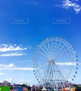 青空と観覧車 - No.1017946