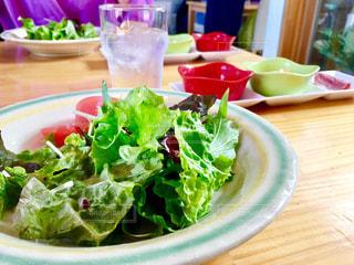 新鮮サラダの写真・画像素材[1032980]
