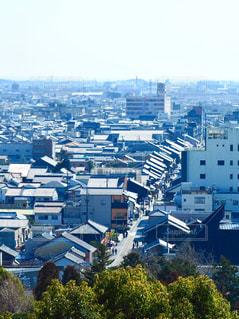 城下町の風景の写真・画像素材[1059217]