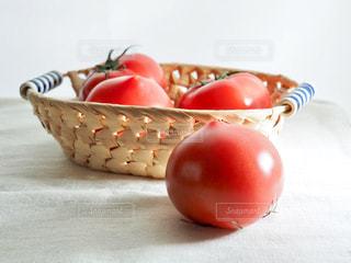 かわいいトマトの写真・画像素材[1125469]