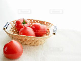 真っ赤なトマトの写真・画像素材[1125473]