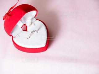 婚約指輪の写真・画像素材[1128480]