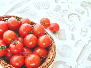 ミニトマトの写真・画像素材[1140265]