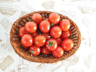 ミニトマトとかご - No.1140299