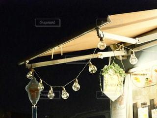 電球飾りの写真・画像素材[1405016]