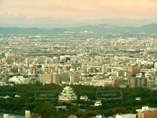 名古屋を見下ろすの写真・画像素材[1559280]