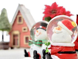 メリークリスマスの写真・画像素材[1604189]