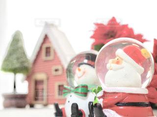 ふんわりクリスマスの写真・画像素材[1604190]